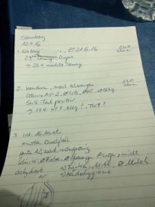 Dokumentation - sehr vereinfacht